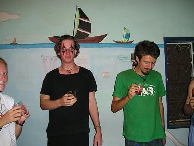 Halloween in Tidjikja