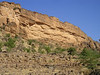 The rising plateaus of dogon country.