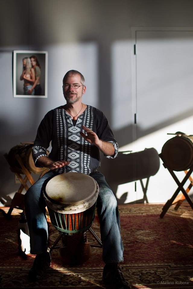 Drumming Workshop with Martin - Tucson, December 2011