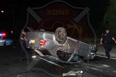 West Babylon  F.D. MVA w/ Overturn Montauk Hwy and Great East Neck Rd. 5/29/14