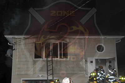 West Babylon F.D. Signal 13 28 Newkirt Ave. 7/22/14