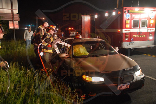 West Babylon F,D. MVA w/ Entrapment Straight Path and Gordon Ave. 5/22/11