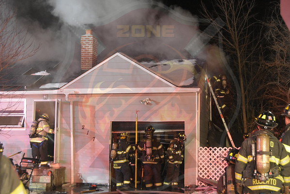West Babylon F.D. Signal 13  217 Arnold Ave. 2/7/16