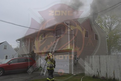 West Babylon F.D. Signal 13   Magaw Place  4/29/20