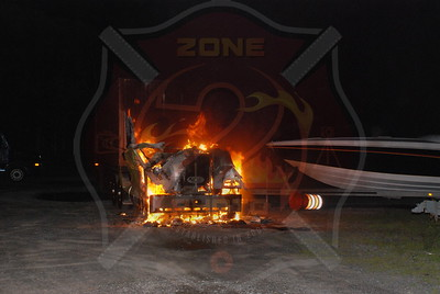 West Babylon F.D. Signal 14 Tractor Trailer 430 Sunrise Hwy. 7/2/09
