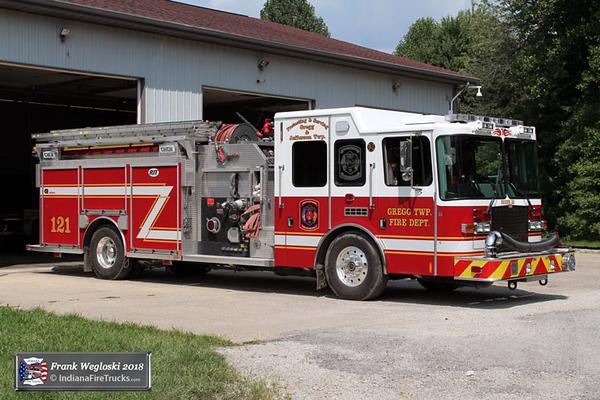 Engine 121 - 2010 HME 1871/Central States (#1509210)/Rosenbauer - 1250gpm/1000gal/25gal A Foam