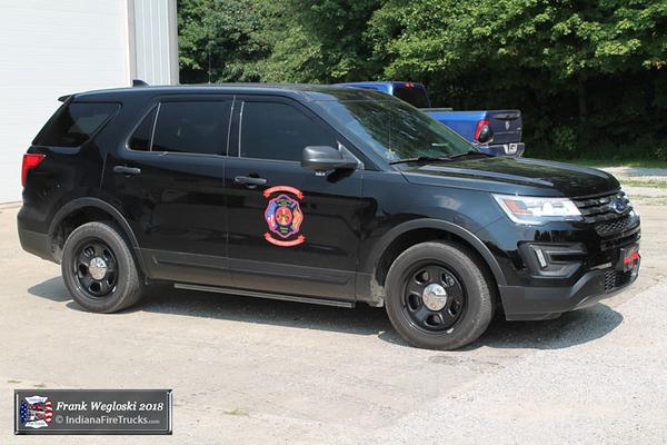 Squad 121 - 2017 Ford Explorer