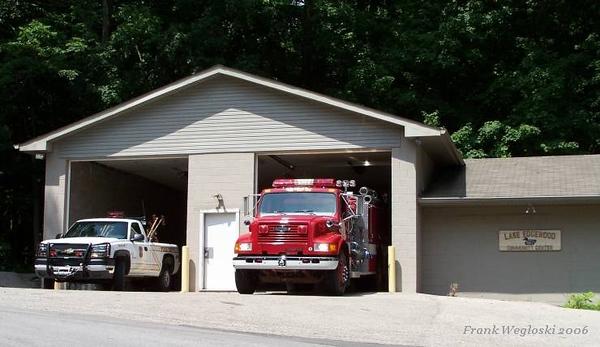 Station 2 Jefferson Township - Lake Edgewood near Martinsville