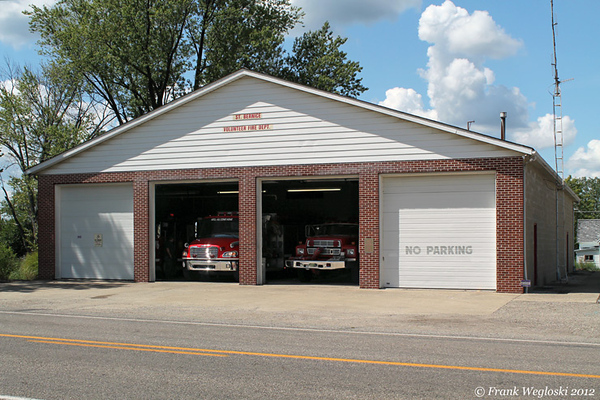 St. Bernice Fire Station - State Road 71