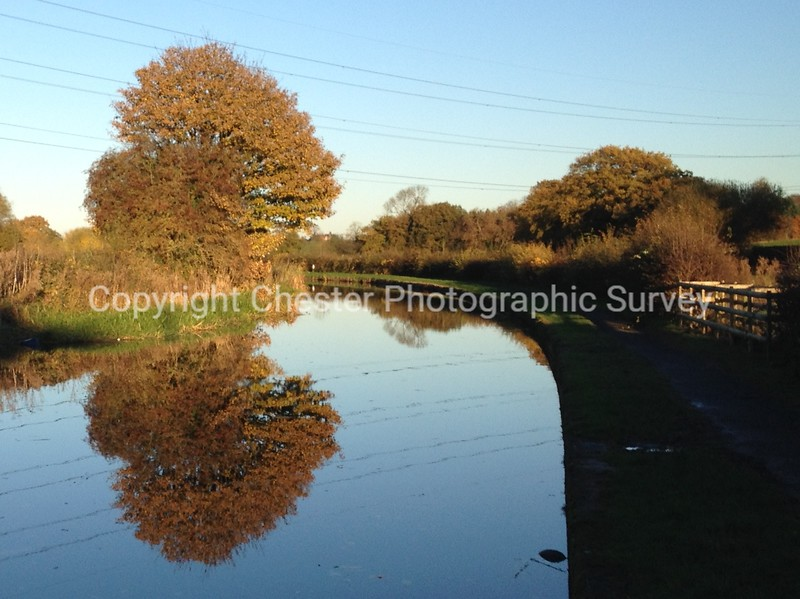 Shropshire Union Canal: Backford