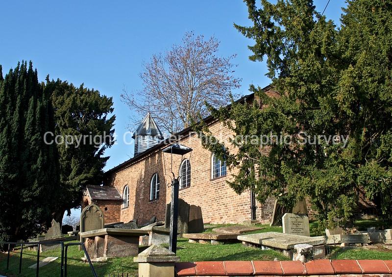 St John's Church: Church Lane: Guilden Sutton