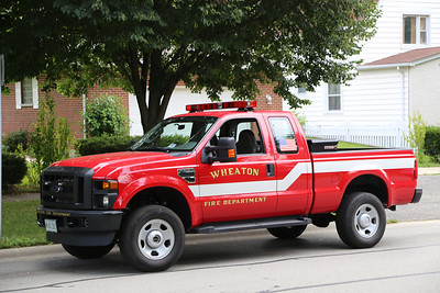 West Chicago Special Alarm Fire, 7-15-2013