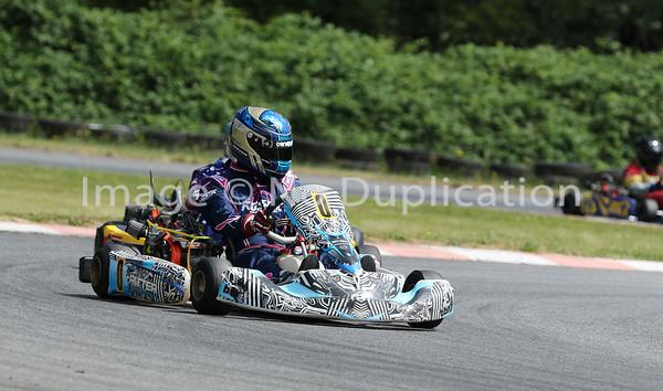 West Coast Kart Club Race #6  July 31,  2016