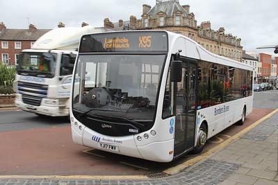 Borders Buses 11705 English Street Carlisle 1 Sep 18