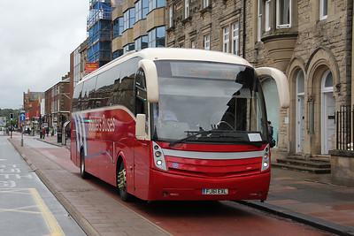 Borders Buses 11116 Lowther Street Carlisle Sep 18