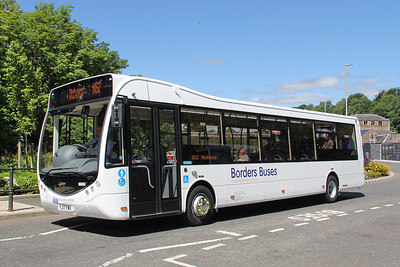 Borders Buses 11707 Stirling Street Galashiels 2 Jul 17