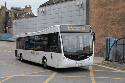 Borders Buses 11702 Edinburgh Bus Stn Jul 17