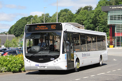 Borders Buses 11703 Stirling Street Galashiels Jul 17