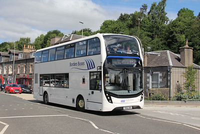 Borders Buses 11620 Stirling Street Galashiels 1 Jul 17