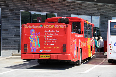 Borders Buses 19702 Borders Transport Interchange Galashiels Jul 17