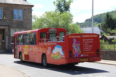 Borders Buses 19702 Stirling Street Galashiels 2 Jul 17