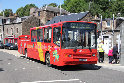 Borders Buses 19702 Stirling Street Galashiels 5 Jul 17