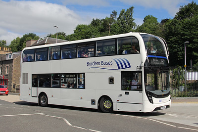 Borders Buses 11620 Stirling Street Galashiels 2 Jul 17