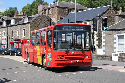 Borders Buses 19702 Stirling Street Galashiels 4 Jul 17