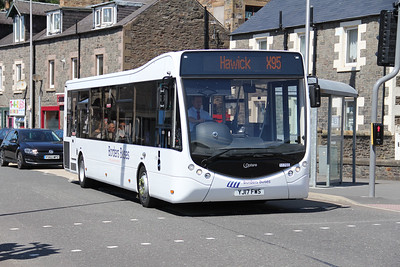 Borders Buses 11702 Stirling Street Galashiels 2 Jul 17