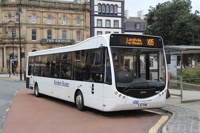 Borders Buses 11705 English Street Carlisle 2 Sep 18