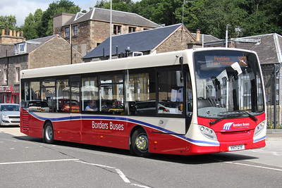 Borders Buses 11718 Stirling Street Galashiels Jul 17