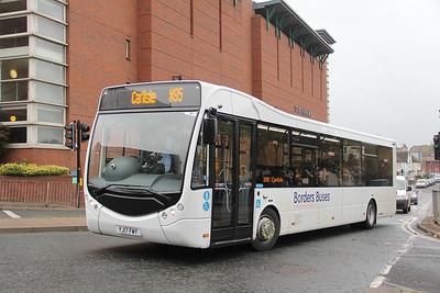 Borders Buses 11708 Drovers Lane Carlisle Sep 18