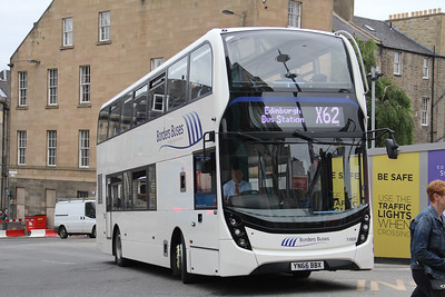 Borders Buses 11620 Elder Street Edinburgh Jul 17