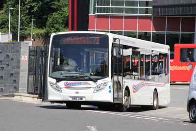Borders Buses 11620 Borders Transport Interchange Jul 17