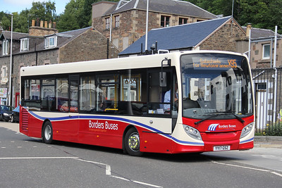 Borders Buses 11717 Stirling Street Galashiels Jul 17