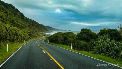 West Coast  Coastal highway
