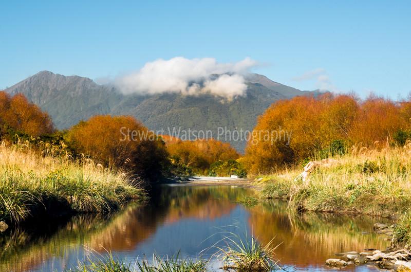 Bruce Bay in Autumn