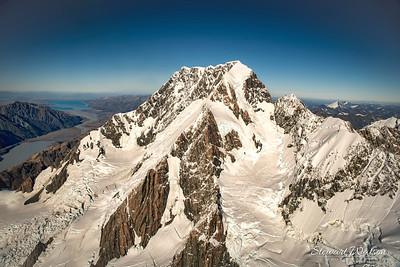 Mt Tasman peak
