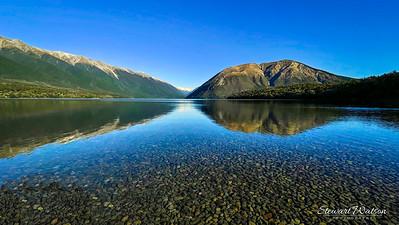 Lake Rotoiti Nelson rocks and pebbles
