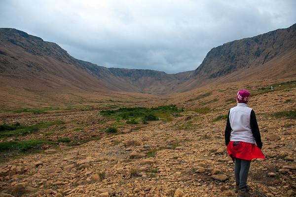 Tha Tablelands, Gros Morne, Newfoundland