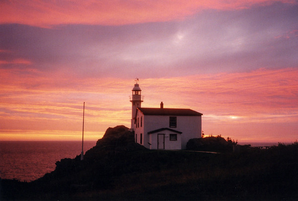 Gros Morne, Lobster Cove Head Lighthouse