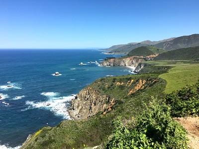 West Coast US Trip - April 2017
