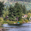 """The Cowichan River - Cowichan Valley, Vancouver Island, BC, Canada Visit our blog """"<a href=""""http://toadhollowphoto.com/2014/10/29/serene-river/"""">The Meandering River</a>"""" for the story behind the photo."""