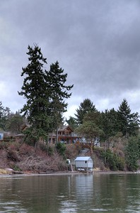 Coastal Scene - Vancouver Island, BC, Canada