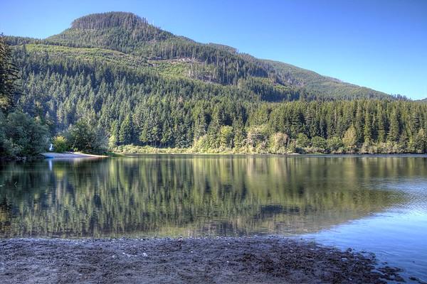 Fairy Lake - Vancouver Island, BC, Canada