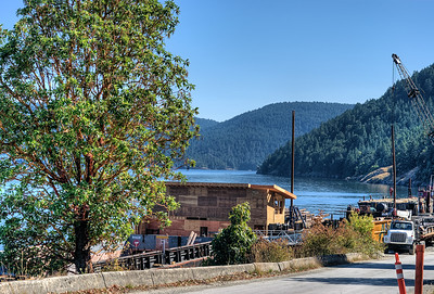 """Bamberton Cement Factory - Bamberton, BC, Canada Visit our blog """"The Toad In Cement Shoes"""" for the story behind the photos."""