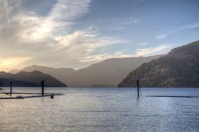 Lake Cowichan - Cowichan Valley, Vancouver Island, BC, Canada