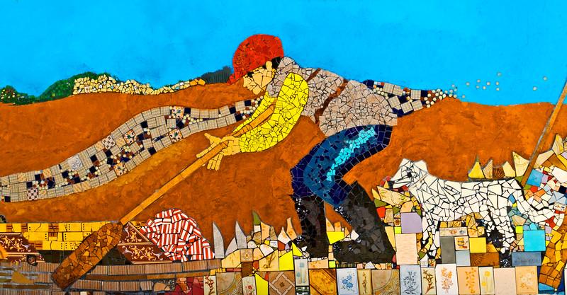 Tigre - Mosaic-1