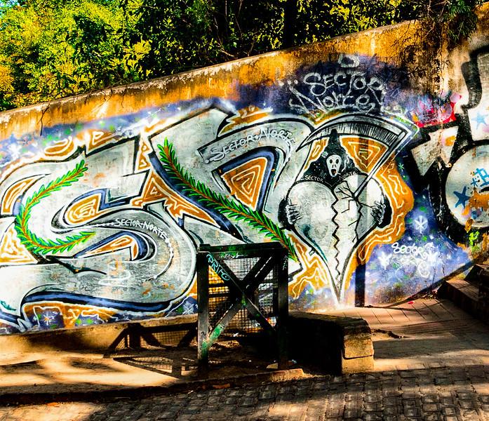 Tigre -Graffitti 2-1
