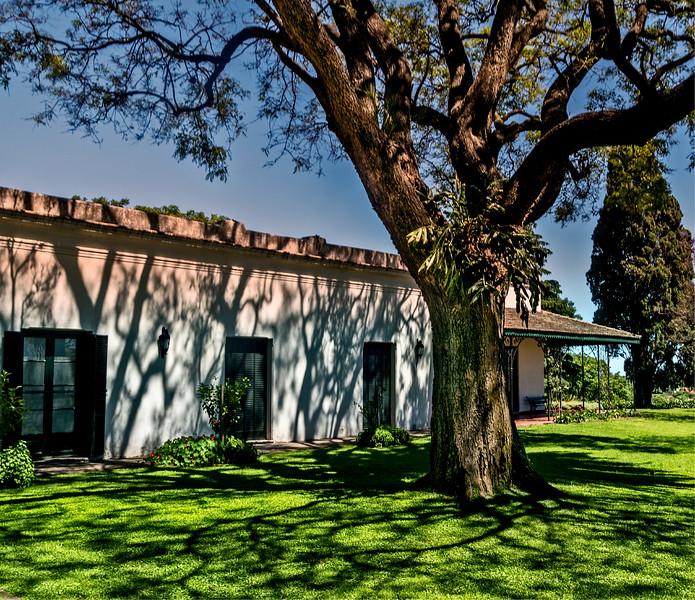Quinta Los Ombúes - House-1